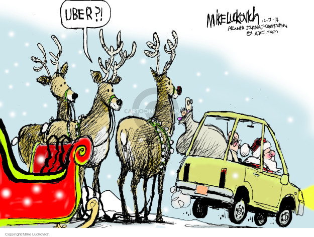 Cartoonist Mike Luckovich  Mike Luckovich's Editorial Cartoons 2014-12-07 company