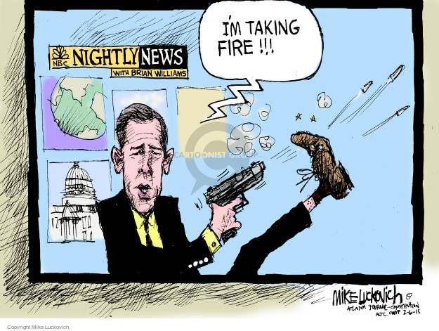 Mike Luckovich  Mike Luckovich's Editorial Cartoons 2015-02-06 journalist