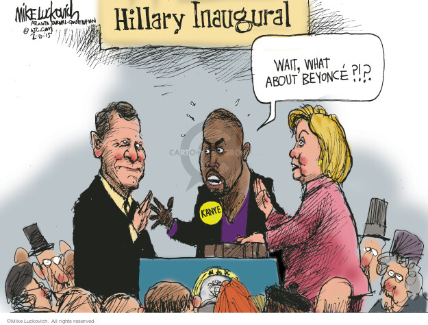 Mike Luckovich  Mike Luckovich's Editorial Cartoons 2015-02-10 state politician