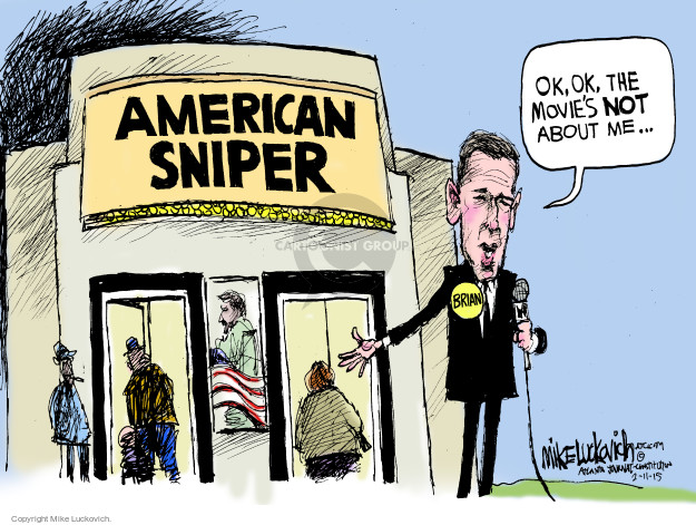 Mike Luckovich  Mike Luckovich's Editorial Cartoons 2015-02-11 journalist