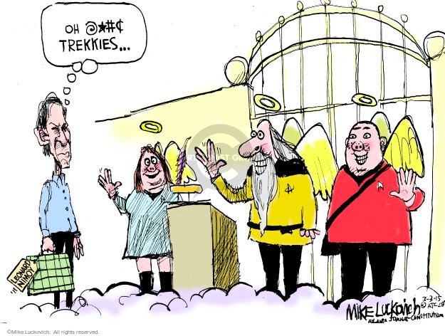 Mike Luckovich  Mike Luckovich's Editorial Cartoons 2015-03-03 actor