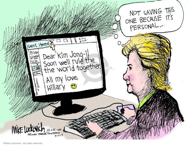Mike Luckovich  Mike Luckovich's Editorial Cartoons 2015-03-11 private
