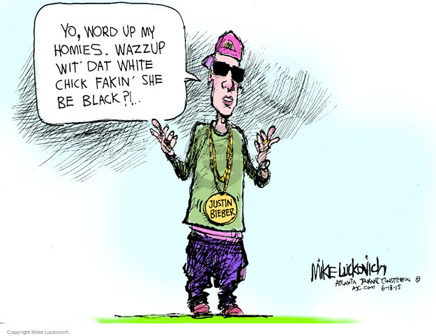 Cartoonist Mike Luckovich  Mike Luckovich's Editorial Cartoons 2015-06-18 fake