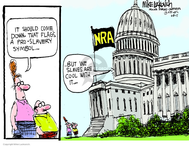 Mike Luckovich  Mike Luckovich's Editorial Cartoons 2015-06-23 legislative