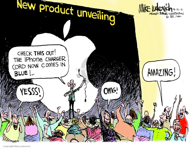 Mike Luckovich  Mike Luckovich's Editorial Cartoons 2015-09-10 tech