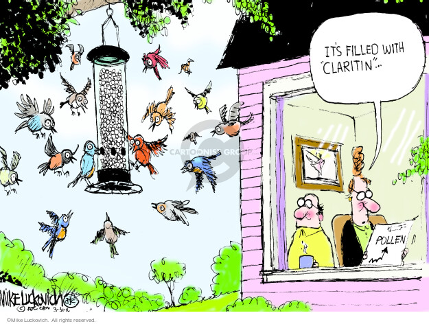 Mike Luckovich  Mike Luckovich's Editorial Cartoons 2016-03-31 medication