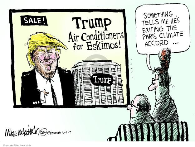 Mike Luckovich  Mike Luckovich's Editorial Cartoons 2017-06-01 air