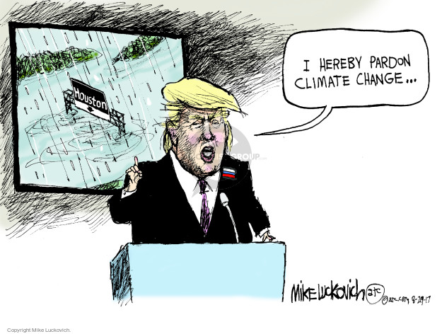 Mike Luckovich  Mike Luckovich's Editorial Cartoons 2017-08-29 heavy
