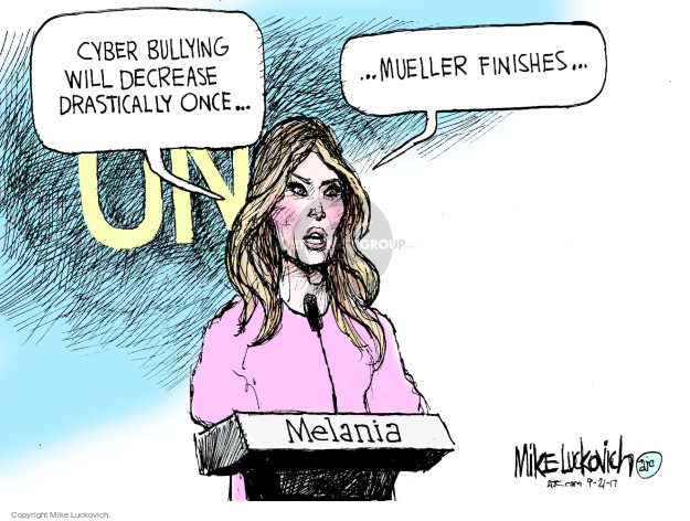 Cartoonist Mike Luckovich  Mike Luckovich's Editorial Cartoons 2017-09-21 counsel