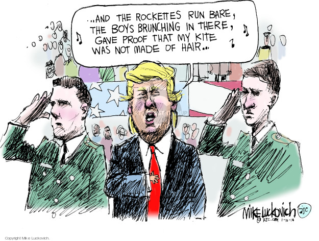 Mike Luckovich  Mike Luckovich's Editorial Cartoons 2018-01-10 give