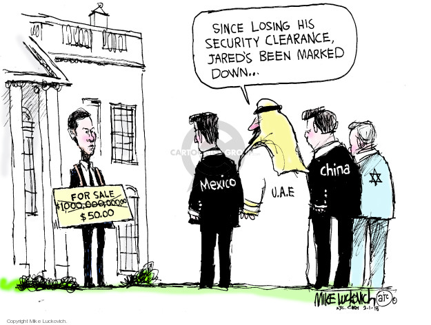 Mike Luckovich  Mike Luckovich's Editorial Cartoons 2018-03-01 information