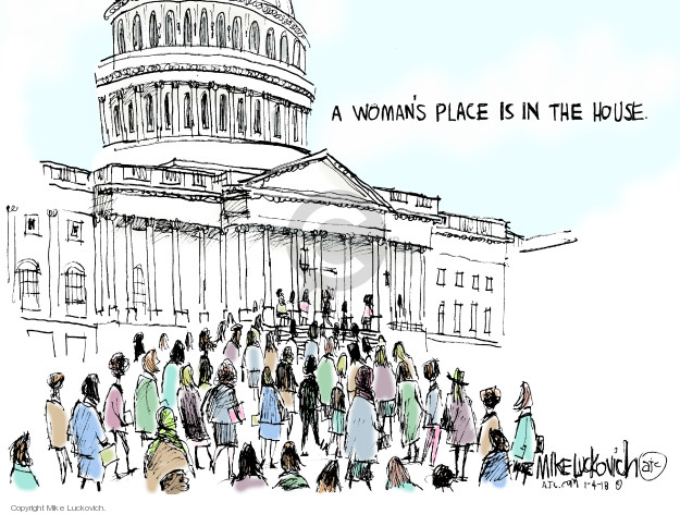Mike Luckovich  Mike Luckovich's Editorial Cartoons 2019-01-04 branch