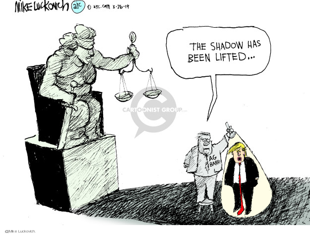 SAG Barr.  The shadow has been lifted.