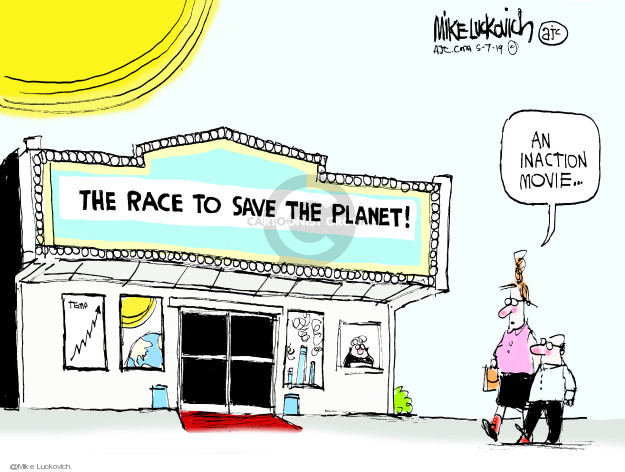 Mike Luckovich  Mike Luckovich's Editorial Cartoons 2019-05-07 Mike