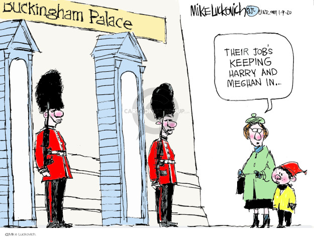 Mike Luckovich  Mike Luckovich's Editorial Cartoons 2020-01-09 international