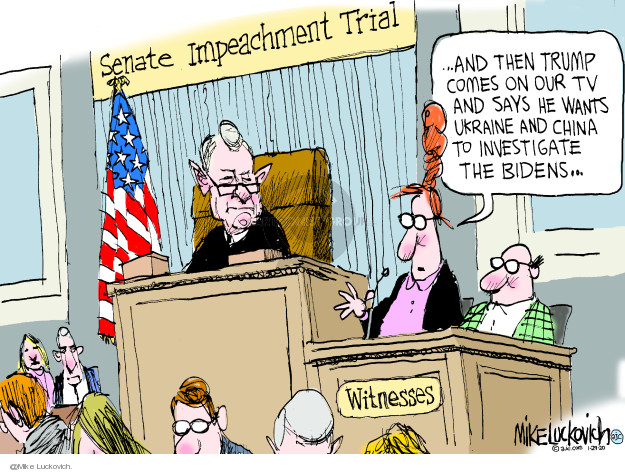 Mike Luckovich  Mike Luckovich's Editorial Cartoons 2020-01-29 trial