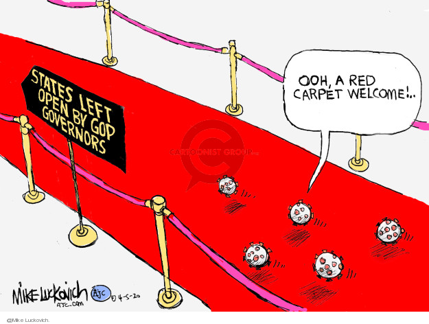 Mike Luckovich  Mike Luckovich's Editorial Cartoons 2004-05-20 health