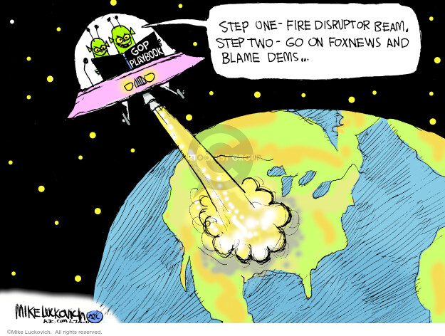Mike Luckovich  Mike Luckovich's Editorial Cartoons 2021-02-24 media