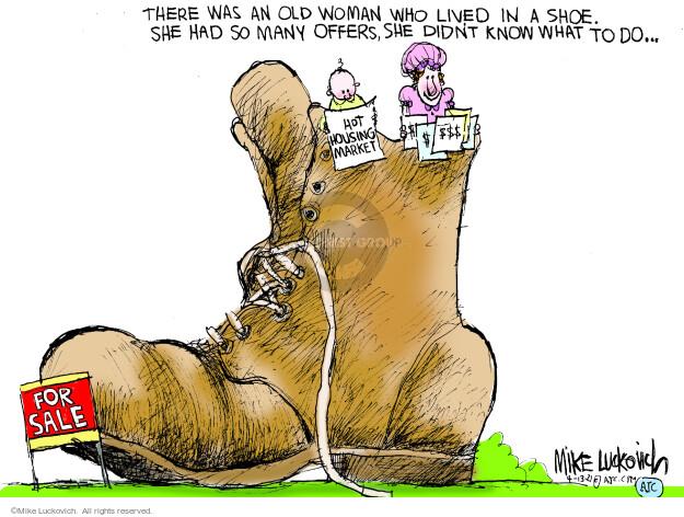 Mike Luckovich  Mike Luckovich's Editorial Cartoons 2021-04-13 demand