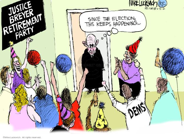 Mike Luckovich  Mike Luckovich's Editorial Cartoons 2021-05-12 election