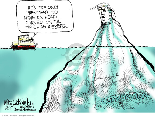 Mike Luckovich  Mike Luckovich's Editorial Cartoons 2021-06-15 Mike