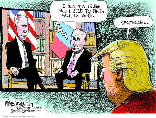 Mike Luckovich  Mike Luckovich's Editorial Cartoons 2021-06-17 Mike