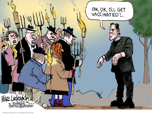 Mike Luckovich  Mike Luckovich's Editorial Cartoons 2021-09-12 editorial