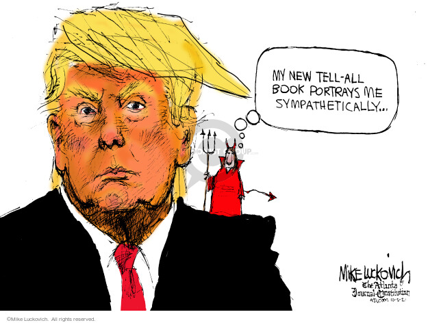Mike Luckovich  Mike Luckovich's Editorial Cartoons 2021-10-05 new