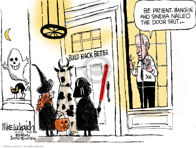 Mike Luckovich  Mike Luckovich's Editorial Cartoons 2021-10-12 white