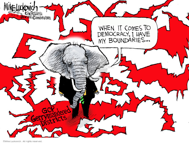 Mike Luckovich  Mike Luckovich's Editorial Cartoons 2021-10-15 republican