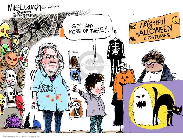 Mike Luckovich  Mike Luckovich's Editorial Cartoons 2021-10-20 legislative
