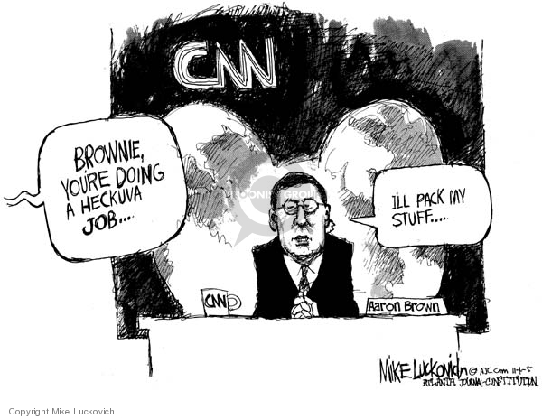 Mike Luckovich  Mike Luckovich's Editorial Cartoons 2005-11-04 journalism