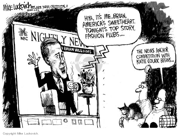 Mike Luckovich  Mike Luckovich's Editorial Cartoons 2006-04-09 journalist