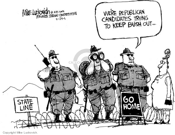 Mike Luckovich  Mike Luckovich's Editorial Cartoons 2006-05-24 2006