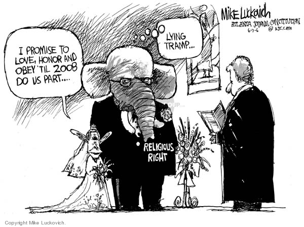 Mike Luckovich  Mike Luckovich's Editorial Cartoons 2006-06-07 'til