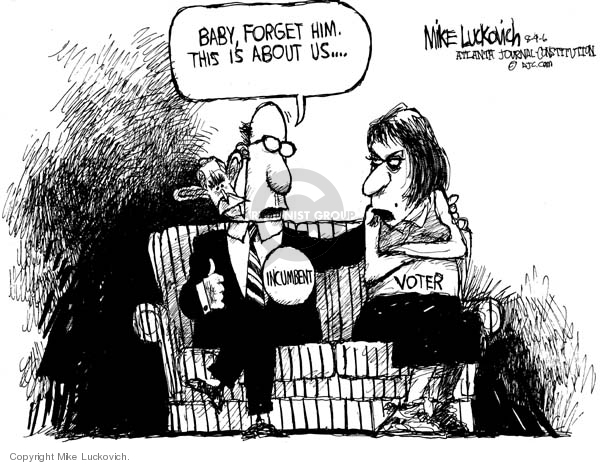 Mike Luckovich  Mike Luckovich's Editorial Cartoons 2006-08-09 convince
