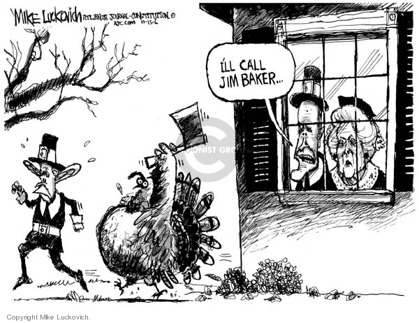 Mike Luckovich  Mike Luckovich's Editorial Cartoons 2006-11-15 government