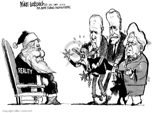 Mike Luckovich S Editorial Cartoons Barbara Bush Comics And