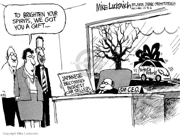 Mike Luckovich  Mike Luckovich's Editorial Cartoons 2006-12-30 labor