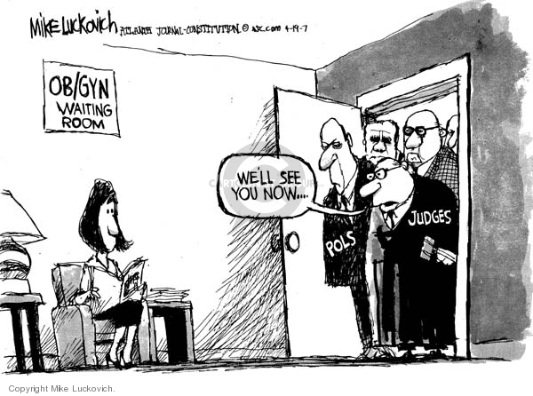 Mike Luckovich  Mike Luckovich's Editorial Cartoons 2007-04-19 male