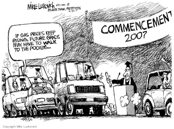 Mike Luckovich  Mike Luckovich's Editorial Cartoons 2007-05-30 demand