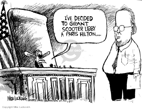 Mike Luckovich  Mike Luckovich's Editorial Cartoons 2007-06-08 health