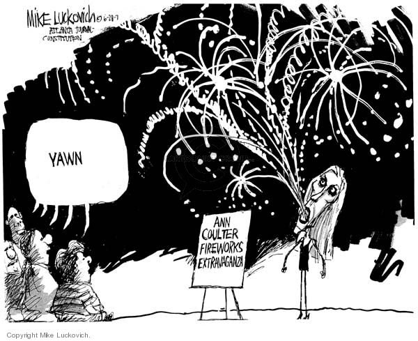 Mike Luckovich  Mike Luckovich's Editorial Cartoons 2007-06-28 columnist