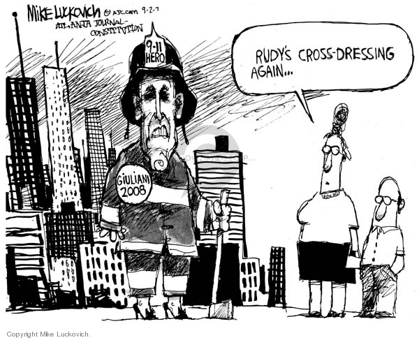Mike Luckovich  Mike Luckovich's Editorial Cartoons 2007-09-04 trade