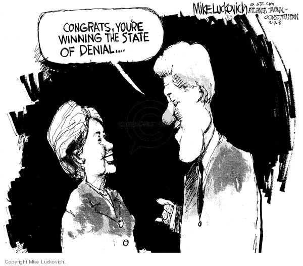 Mike Luckovich  Mike Luckovich's Editorial Cartoons 2008-03-16 delegate