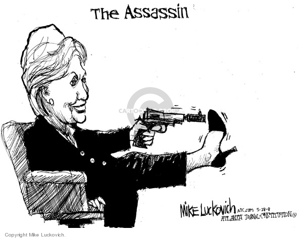 Mike Luckovich  Mike Luckovich's Editorial Cartoons 2008-05-28 1968