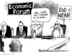 Cartoonist Mike Luckovich  Mike Luckovich's Editorial Cartoons 2009-03-03 well