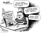Cartoonist Mike Luckovich  Mike Luckovich's Editorial Cartoons 2010-03-18 education