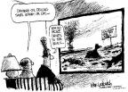 Cartoonist Mike Luckovich  Mike Luckovich's Editorial Cartoons 2010-04-30 animal