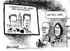 Cartoonist Mike Luckovich  Mike Luckovich's Editorial Cartoons 2010-05-14 James